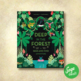 Deep in the Forest: A Seek-and-Find Adventure