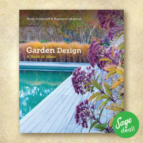 Garden Design: A Book of Ideas (Discount Book)