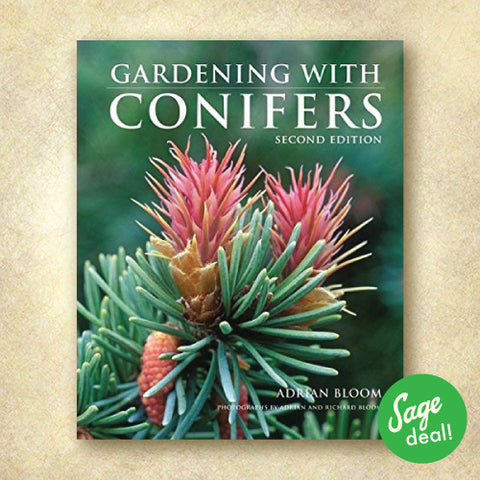 Gardening with Conifers (Discount Book)