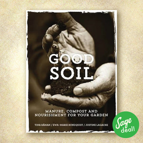 Good Soil: Manure, Compost and Nourishment for your Garden (Discount Book)