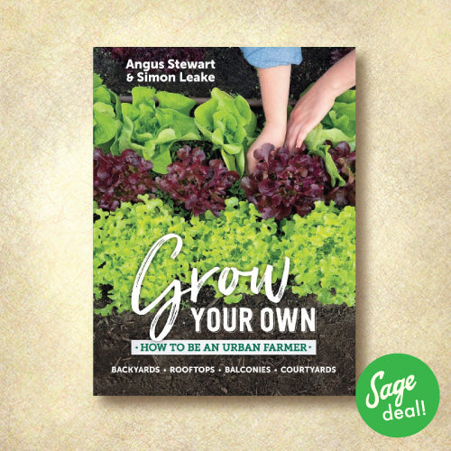 Grow Your Own: How to Be an Urban Farmer