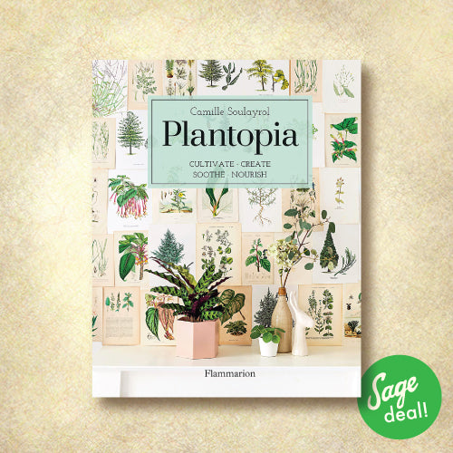 Plantopia - Cultivate/Create/Soothe/Nourish