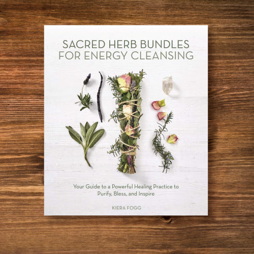 Sacred Herb Bundles for Cleansing Energy