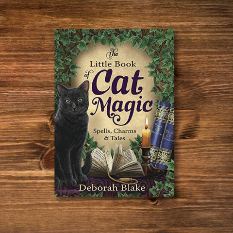 The Little Book of Cat Magic - Spells, Charms, & Tales