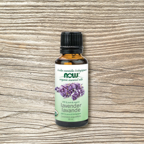Organic Essential Oil - Now™ Lavender 30ml