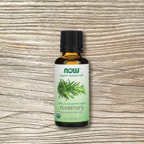 Organic Essential Oil - Now™ Rosemary 30ml