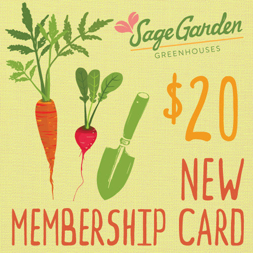 Membership Discount Card