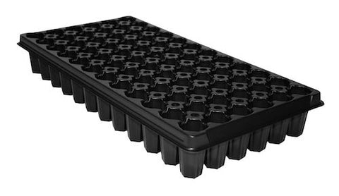 "Plug Tray - 72 Cell - Star 3"" Deep"