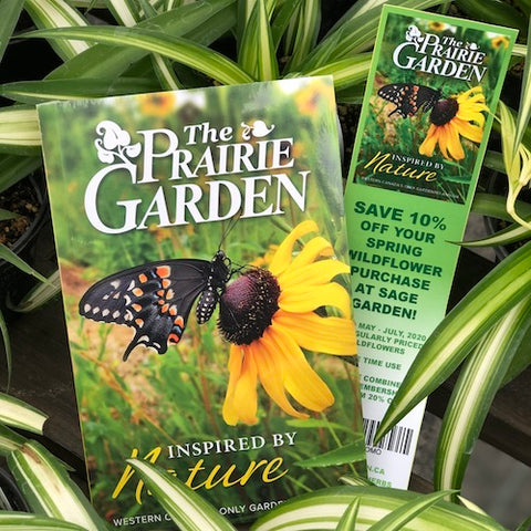 The Prairie Garden: Inspired By Nature at Sage Garden