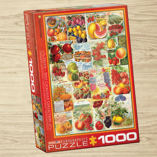 Puzzle - Fruits - 1000 Pieces