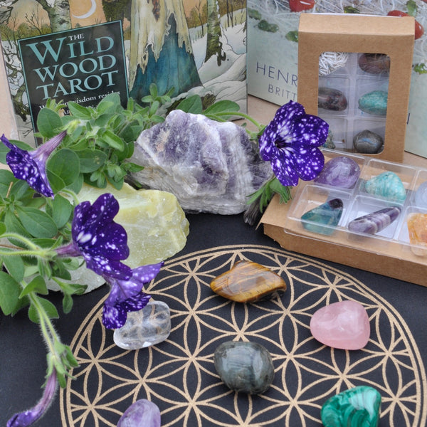 Gem Stone and Crystal sets