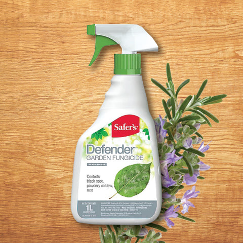 Safer's® Defender™ Garden Fungicide RTU 1L
