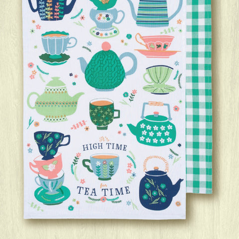 Perfect Cuppa Dishtowels - Set of 2