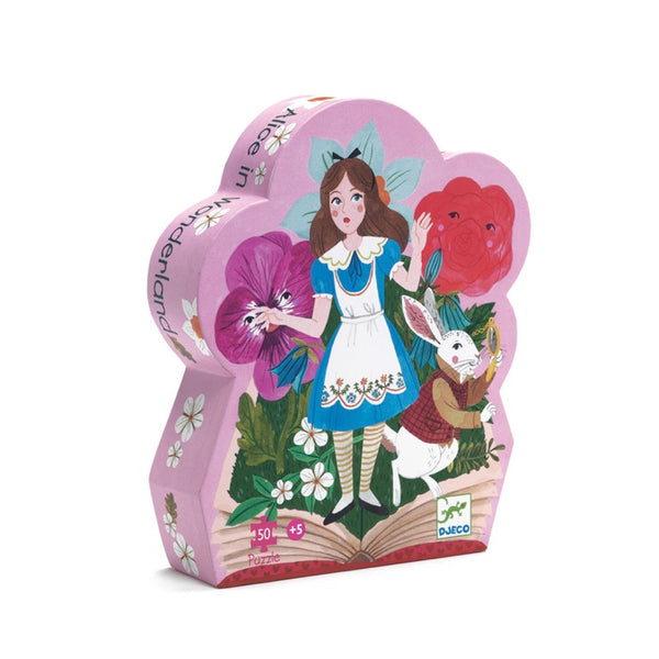 Alice in Wonderland Puzzle 50pc