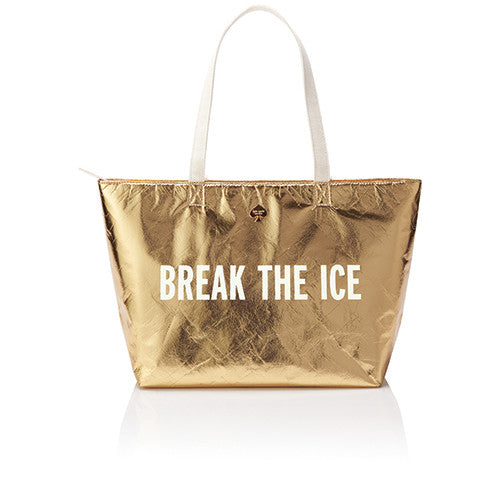 Cooler Bag - Gold