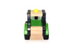 Wooden Tractor Green