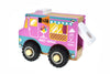Wooden Ice Cream Truck