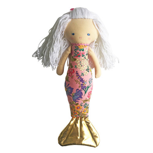 Mermaid Doll - Pink
