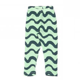Bobo Choses Baby Leggings - Waves AO