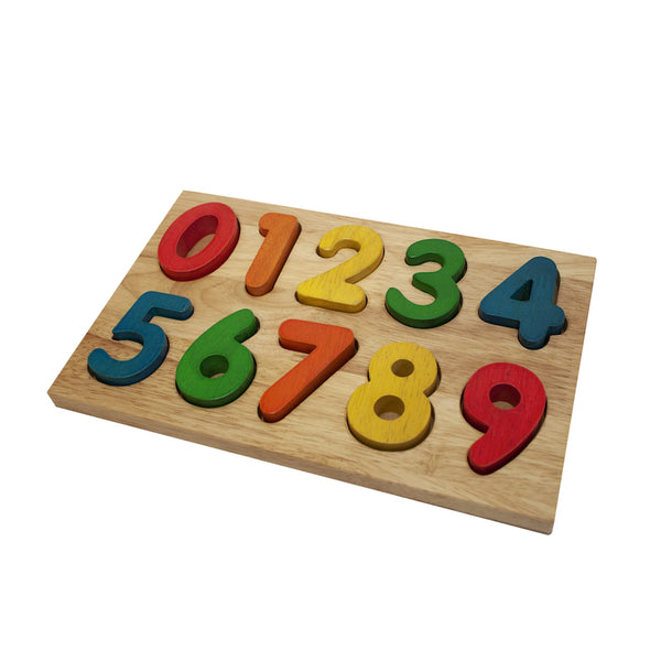 Coloured Number Puzzle