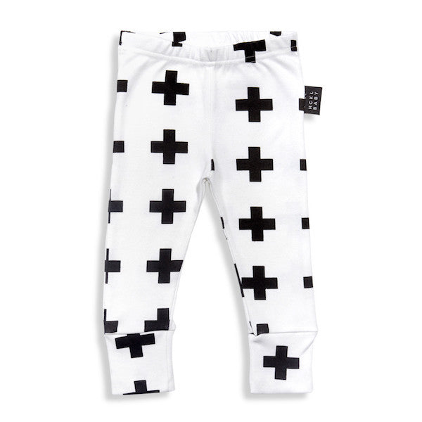 Crosses Skinny Legging