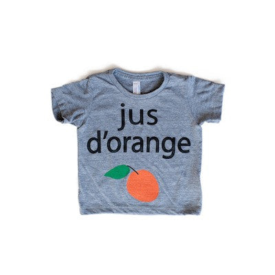 Hugo loves Tiki Jus D'Orange Tee