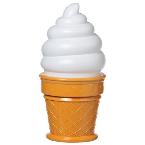 Icecream Lamp - White