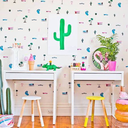 Wall Stickers - Palm Springs
