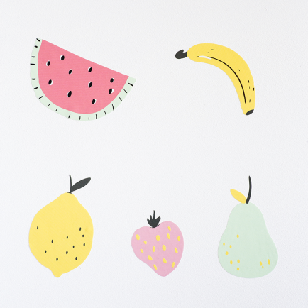 Fruity Wall Stickers