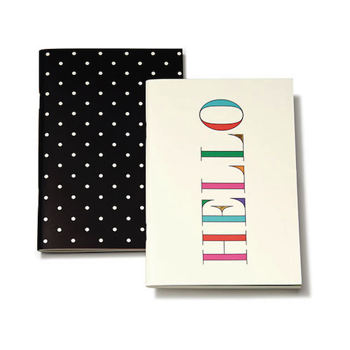 Notebook Set - Hello