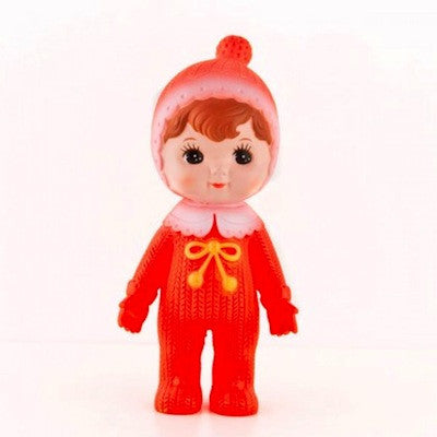 Woodland Doll Orange with Beanie