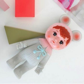 Woodland Doll - Grey