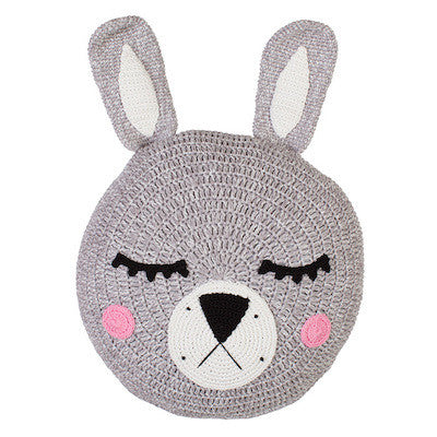 Bunny Snuggle Cushion