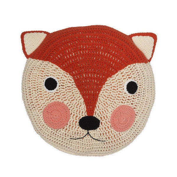 Fox Snuggle Cushion