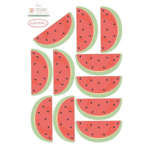 Wall Stickers - Mini Watermelons