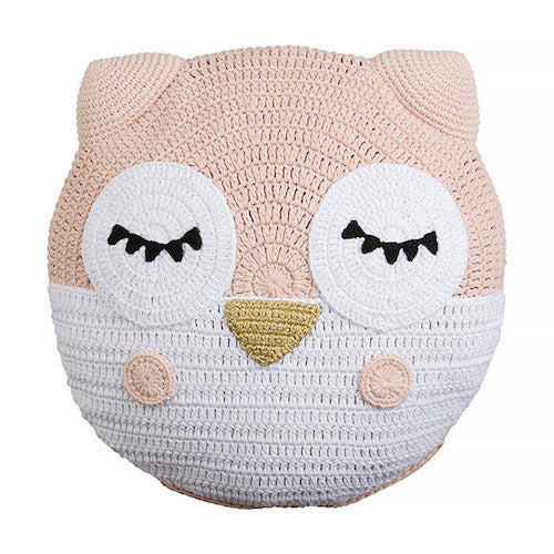 Owl Snuggle Cushion