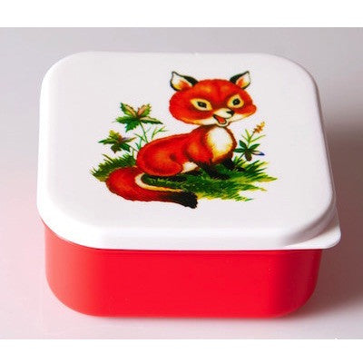 Snack Box Fox