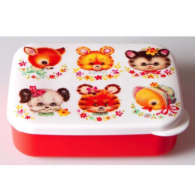 Snack Box Retro Animals