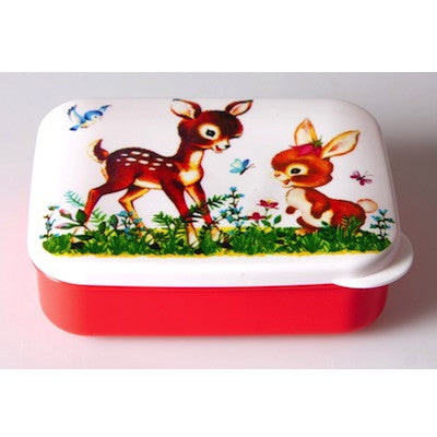 Snack Box Woodland Creatures