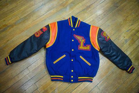 Golden Era Varsity Jacket