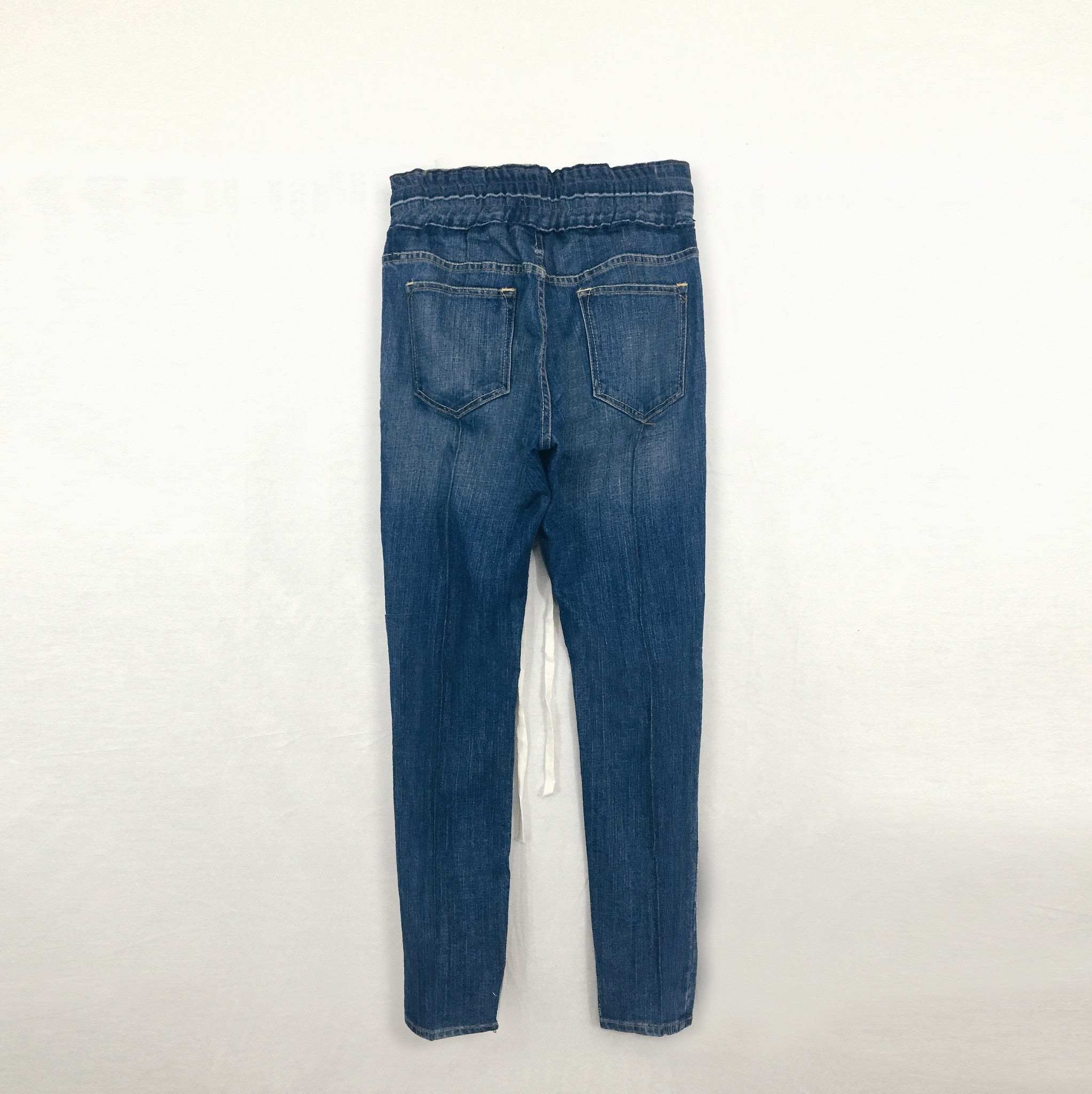 Signature Denim in Blue Wash