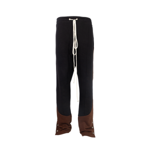 CURVED LOUNGE SWEATPANTS