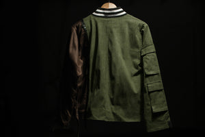 Camp Cargo Jacket with Canvas