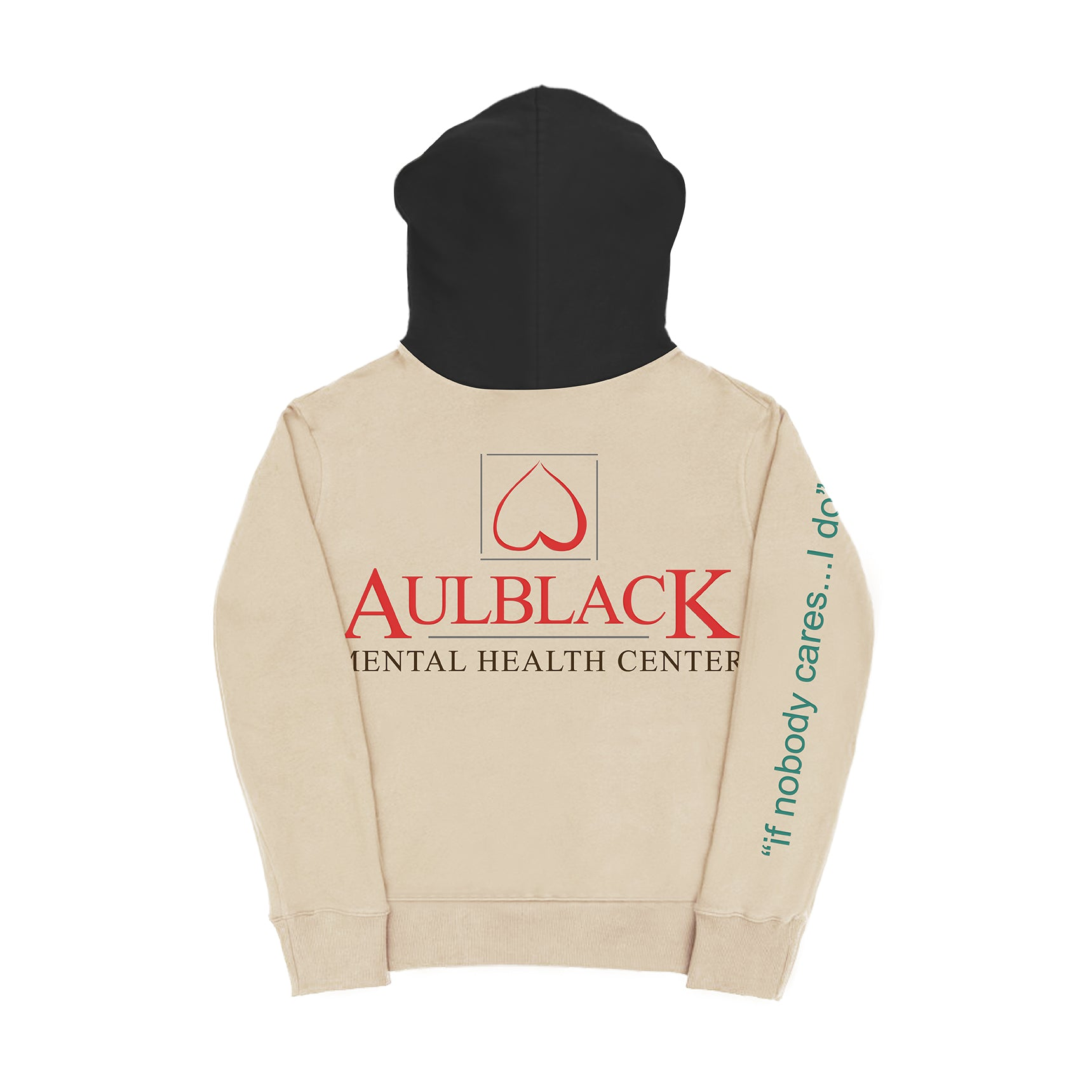I care Mental Health Center Hoodie