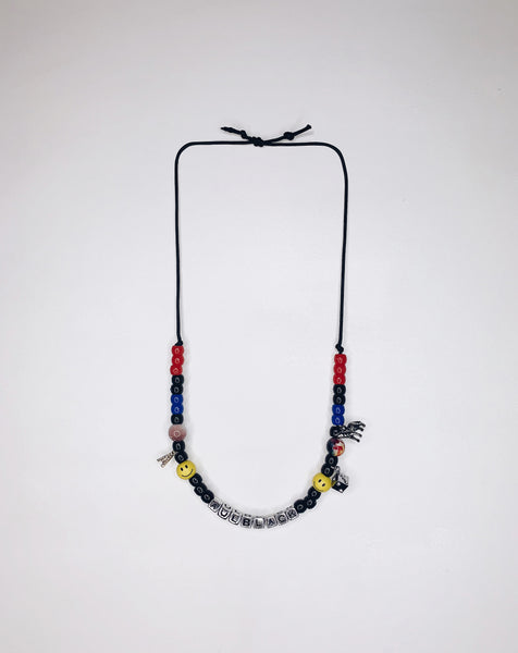 Beaded Charm Necklace