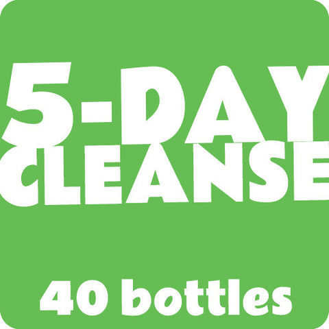 Free Delivery: 5-Day Basic Cleanse