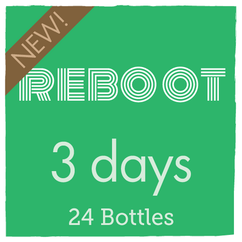 Free Delivery: 3 Day Reboot Cleanse