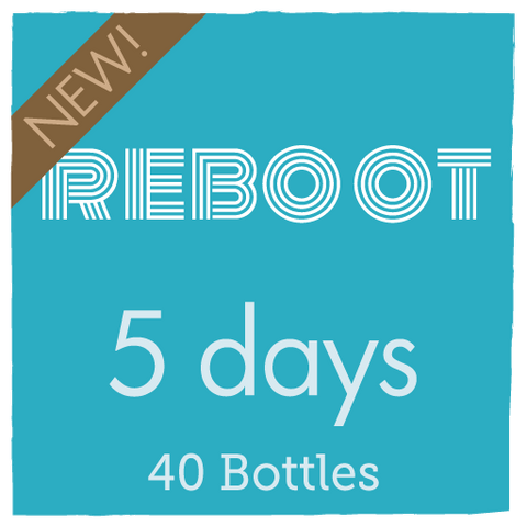 Free Delivery: Reboot 5 Day Cleanse