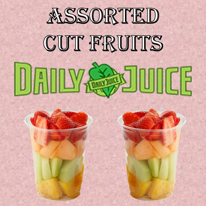 Assorted Cut Fruits Cup