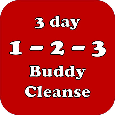 Free Delivery: 3 Days Buddy Basic Cleanse (2pax)
